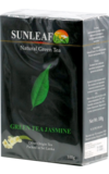 Sun Leaf. Green Tea Jasmine 100 гр. карт.пачка