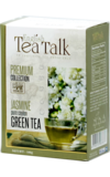 English Tea Talk. Green tea Jasmine 100 гр. карт.пачка