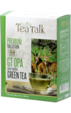 English Tea Talk. Green tea OPA 200 гр. карт.пачка