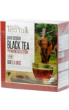 English Tea Talk. Black tea карт.пачка, 100 пак.