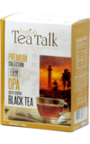 English Tea Talk. Black tea OPA 100 гр. карт.пачка