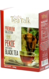 English Tea Talk. Black tea PEKOE 200 гр. карт.пачка