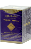 WILLIAMS. Violet Crystal Cornflower&Mango 100 гр. карт.пачка