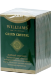WILLIAMS. Green Crystal Chinese green tea 100 гр. карт.пачка