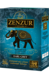 Zenzur. Earl Grey 250 гр. карт.пачка
