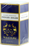 WILLIAMS. Indian Assam/Индиан Ассам 150 гр. карт.пачка