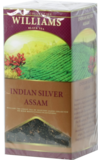 WILLIAMS. Indian Silver Assam карт.пачка, 25 пак.
