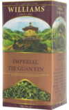 WILLIAMS. Imperial Tie Guan Yin карт.пачка, 25 пак.