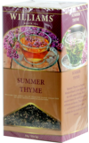 WILLIAMS. Summer thyme карт.пачка, 25 пак.