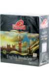 Mervin. English Breakfast 200 гр. карт.пачка, 100 пак.