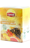 Lipton. Grapefruit/Ginger карт.пачка, 20 пирамидки