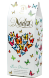 NADIN. 8 марта. Love Forever бабочки 50 гр. карт.пачка