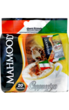 MAHMOOD Coffee. Cappuccino Caramel 500 гр. мягкая упаковка, 20 пак.