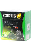 CURTIS. Beauty tea карт.пачка, 15 пак.