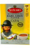 St.Clairs. Earl Grey 100 гр. карт.пачка