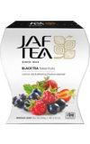 JAF TEA. Forest fruits 100 гр. карт.пачка