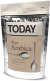 TODAY. Pure Arabica 150 гр. мягкая упаковка