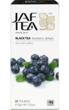 JAF TEA. Blueberry Delight 37,5 гр. карт.пачка, 25 пак.