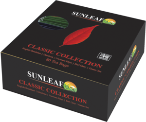 Sun Leaf. Classic Collection карт.пачка, 80 пак.