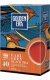 GOLDEN ERA. Earl Grey 100 гр. карт.пачка