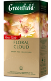 Greenfield. Floral Cloud карт.пачка, 25 пак.